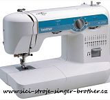 �ic� stroj Brother XL 5700 �ic� stroje Brother XL5700 - klikn�te pro v�ce informac�